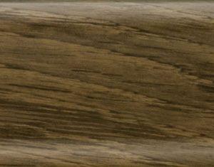 Плинтус ПВХ Salag (Салаг) NGF 56 Орех Модена 2,5м 56мм NGF023