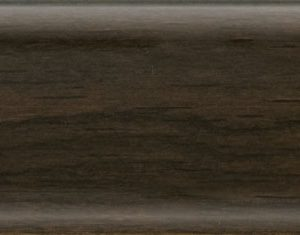 Плинтус ПВХ Salag (Салаг) NGF 56 Венге 2,5м 56мм NGF024