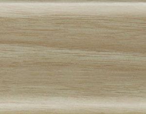 Плинтус ПВХ Salag (Салаг) NGF 56 Груша Денвер 2,5м 56мм NGF063