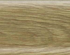 Плинтус ПВХ Salag (Салаг) NGF 56 Дуб Каньон 2,5м 56мм NGF077