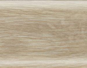 Плинтус ПВХ Salag (Салаг) NGF 56 Дуб Бургунд 2,5м 56мм NGF049