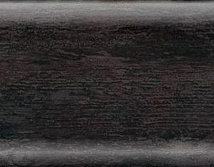 Плинтус ПВХ Salag (Салаг) NGF 56 Черный Камень 2,5м 56мм NGF084